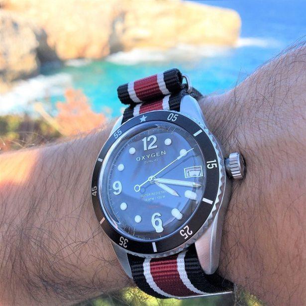 Montre OXYGEN Diver Legend 42