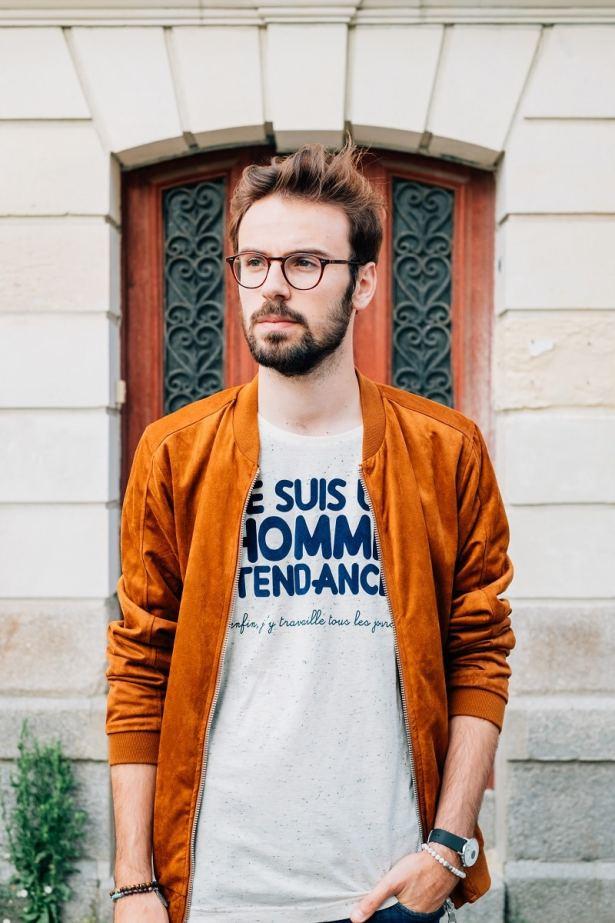 T-shirt L'HommeTendance et montre Withings