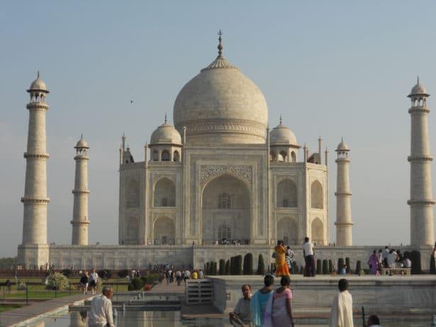 Taj Mahal - Palais d'amour