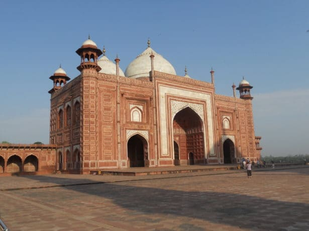 Taj Mahal - Quelle grandeur !