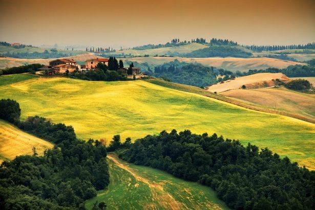 La Toscane en Italie