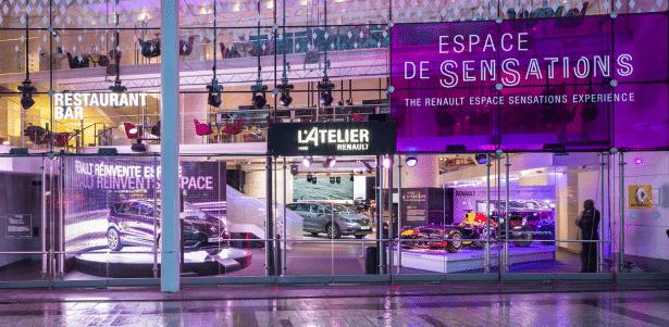 Atelier Renault, un endroit calme et atypique sur la plus belle avenue du monde