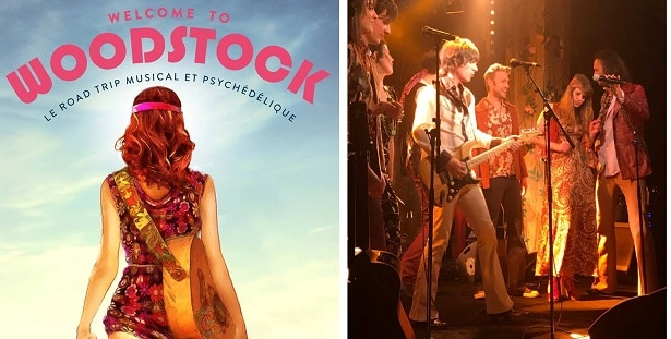 Welcome to Woodsotck, le spectacle à ne pas manquer