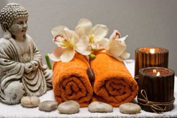 Détente et zen lors des massages à domicile