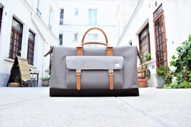 Le sac de voyage Moshi !