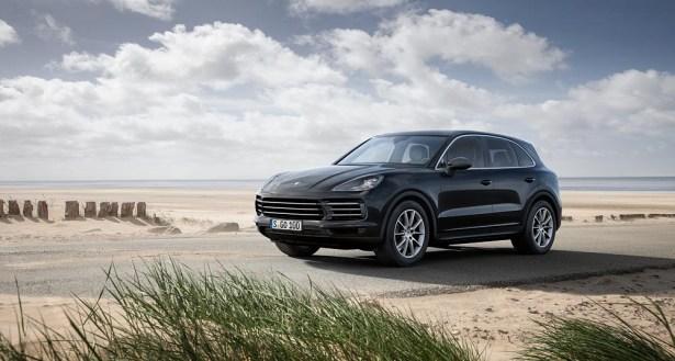 Porsche dévoile la troisième génération du Porsche Cayenne