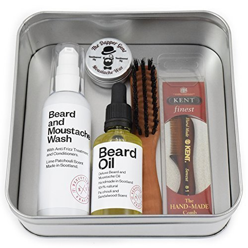 Executive Shaving coffret à barbe