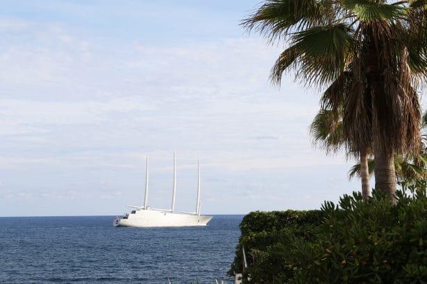 400 millions dollards baby - le plus grand yacht à voile du monde