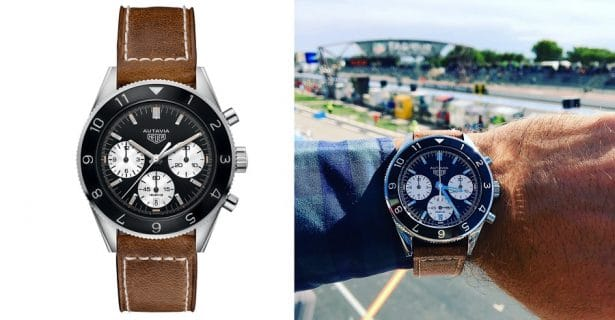 Autavia by Tag Heuer - Sportive et Casual
