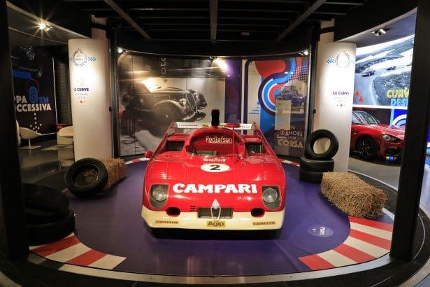 Alfa Romeo 33 TT 12 - MotorVillage