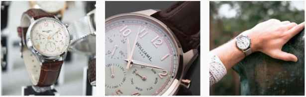 Collection Chronographs chic et accessible