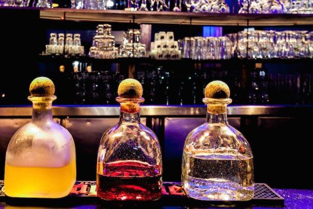 Bar à cocktails du Mona Lisa