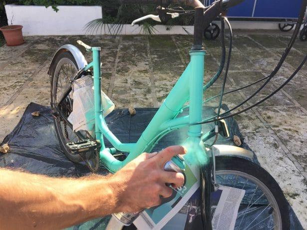 Psssssttttt - upcycling customisation vélo