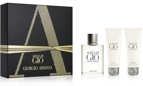 coffret homme Acqua di Gio Giorgio Armani disponible sur Nocibé.fr
