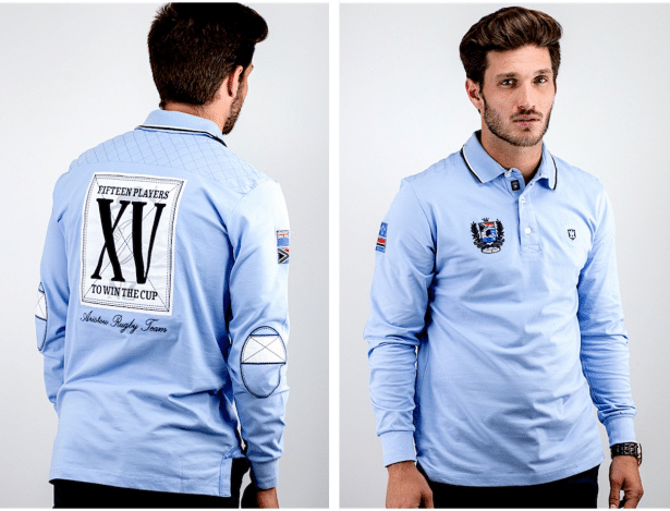 Polo homme sportswear rugby