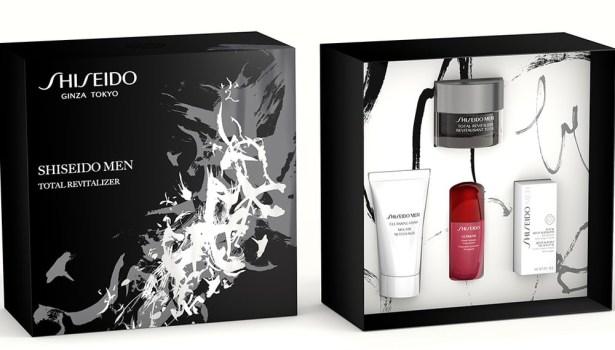Shiseido : Coffret Hommes - idée cadeau de Noël en vente sur Nocibé.fr