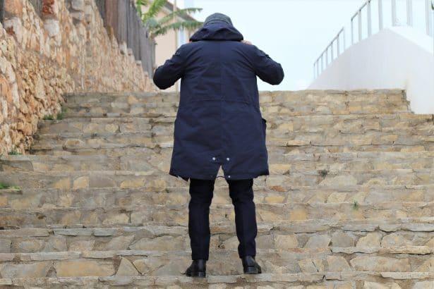 Le Top des parkas Aigle pour homme #PARKADDICT