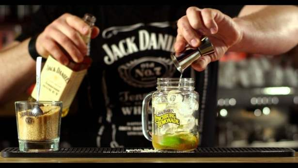 Le Lynchburg Cocktail by Jack Daniel's