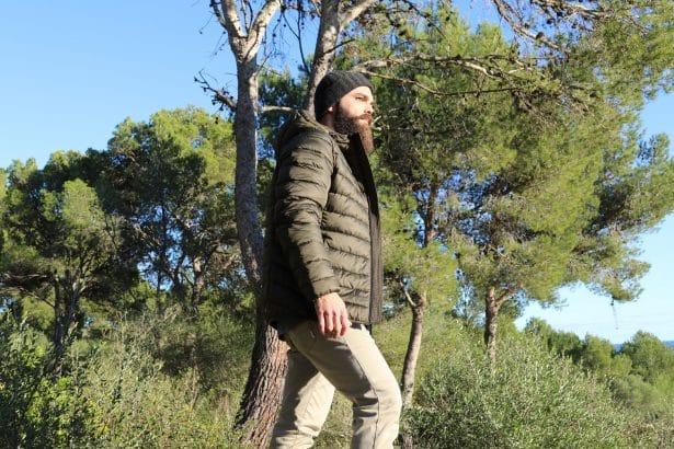 Man vs Wild : nouveau look chaud et confortable