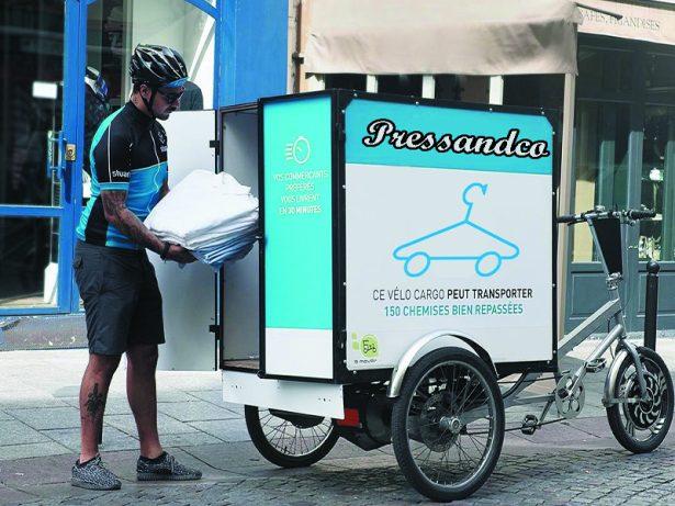 PressandCo, le service de pressing écolo à domicile