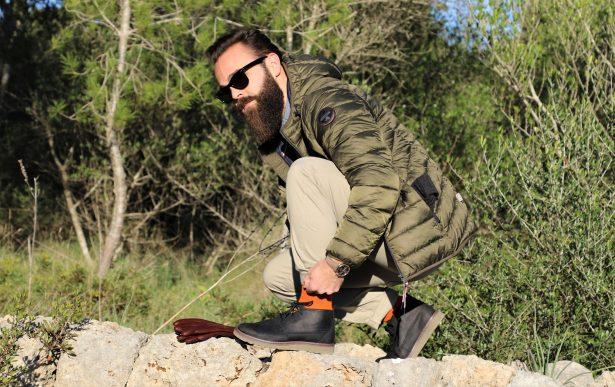 Man vs Wild : nouveau look chaud et confortable pour une virée en pleine nature