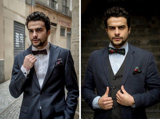 Dandy et Elegant en Beaux Garçons - Crédit photo : Matteo Pellegrinuzzi