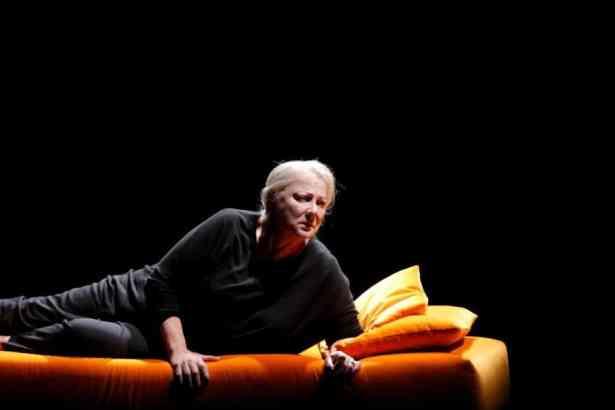 La Femme Rompue interprétée par Josiane Balasko