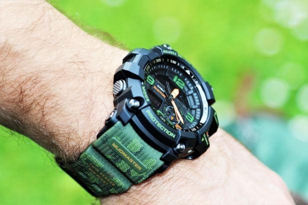 La montre G-Shock x Burton aux motifs militaires et street
