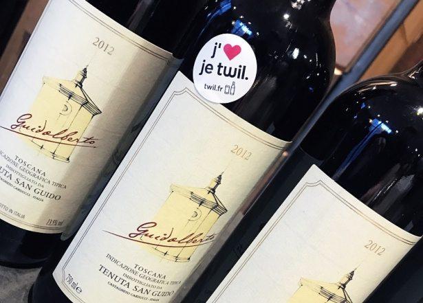 Si j'aime un vin, je Twil !