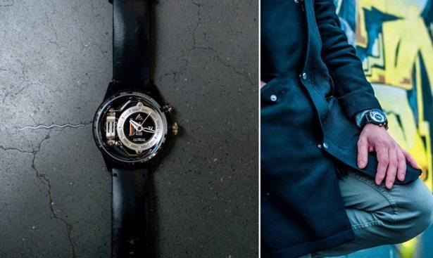The Electricianz, la nouvelle montre qui électrocute le marché horloger