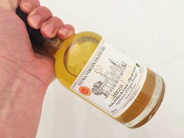 Une huile d'olive de caractère ! Huile d'olive Château NasicA