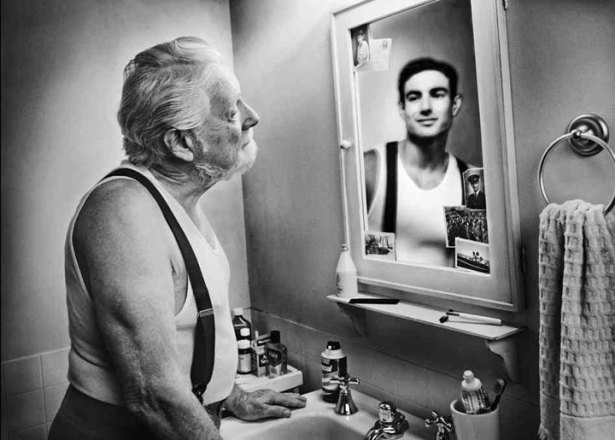 Le miroir anti-buée fait des miracles