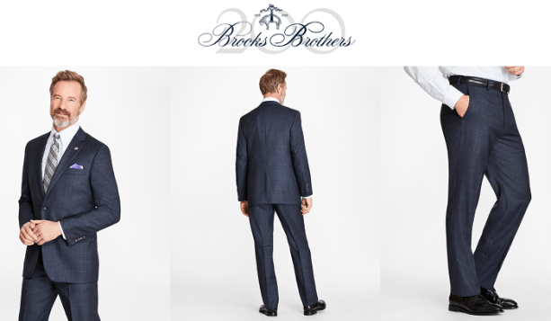 Costume de qualité Brooks Brothers