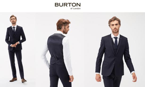 costume Burton of London