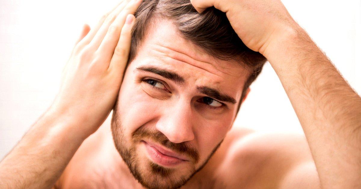Les 5 mauvaises habitudes qui abiment nos cheveux d'homme