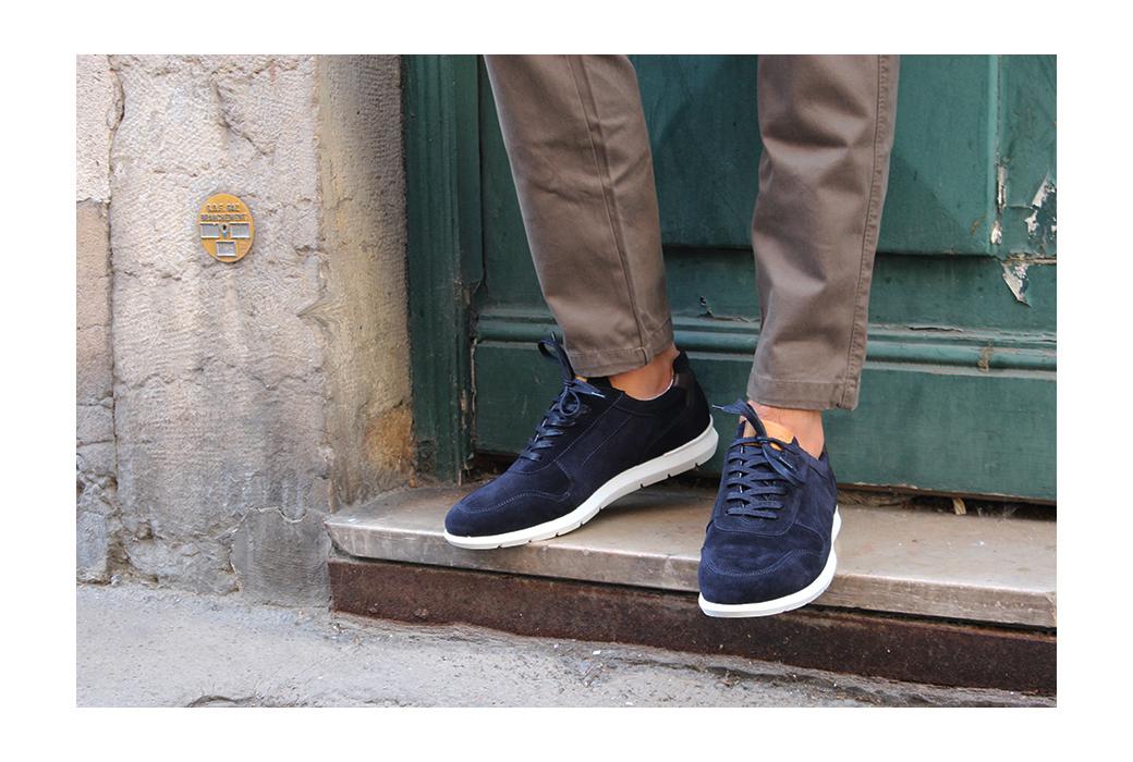 3 sneakers élégantes pour homme urbain et tendance