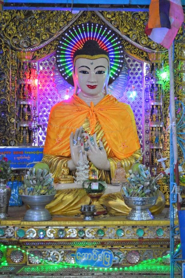Bouddha illuminé