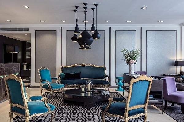 hotel-paris-romantique-mansart-lobby