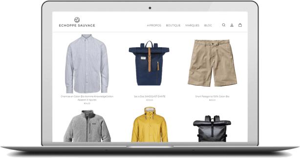 Echoppe Sauvage, la nouvelle référence de la mode responsable pour homme