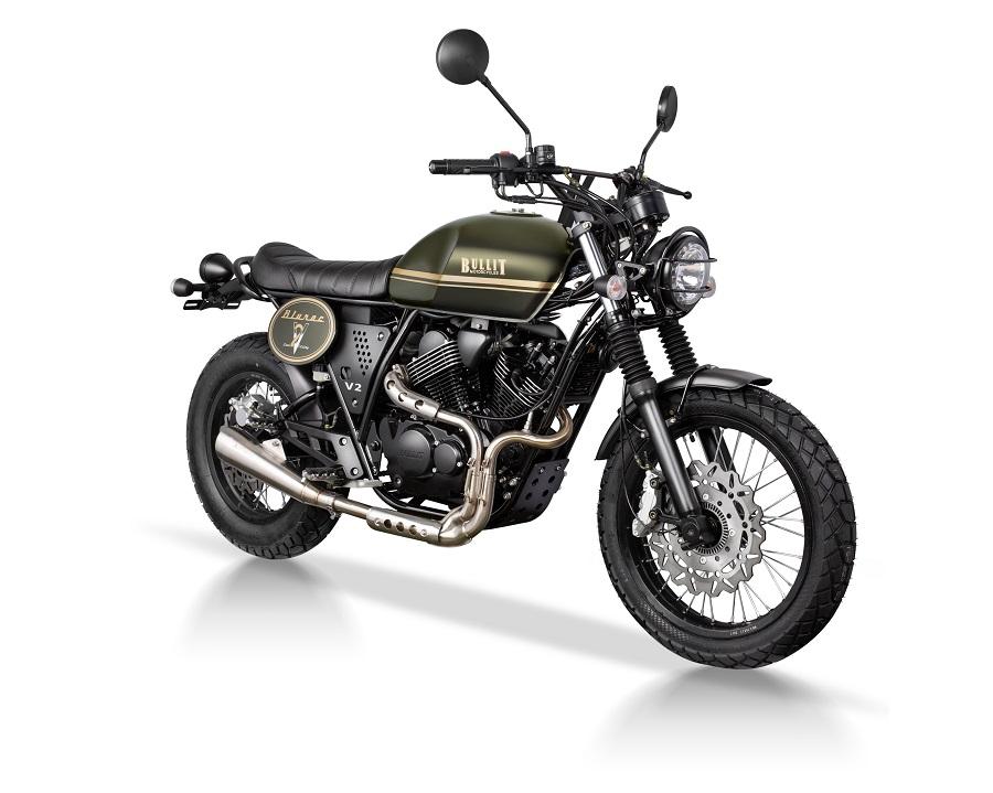 Moto Bullit Bluroc 250