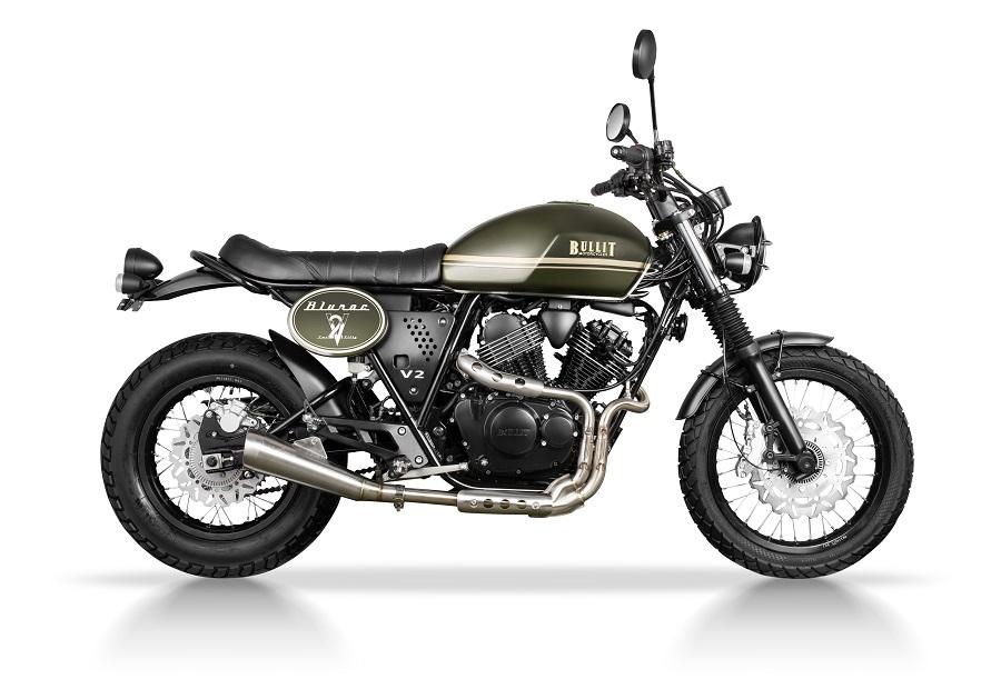 Moto Bluroc 250
