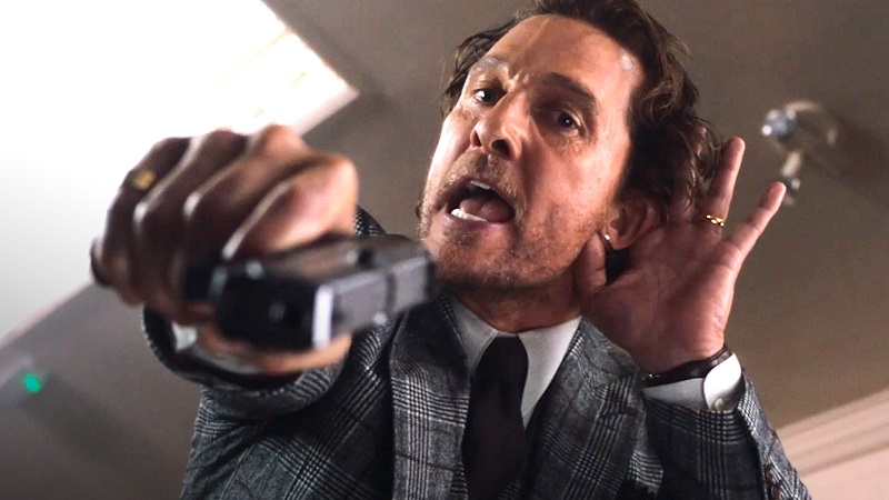 Matthew McConaughey dans le fil THE GENTLEMEN