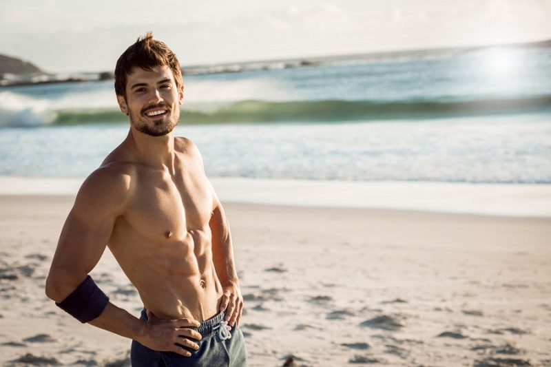 Summer body homme : tout un programme !