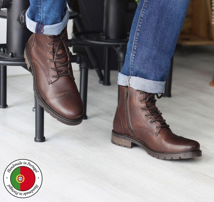 Boots homme JULES & JENN