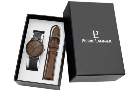 Coffret montre pour homme Pierre Lannier