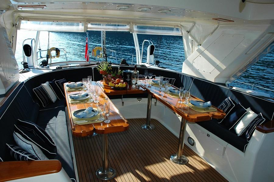 Location de bateau pour des vacances entre amis