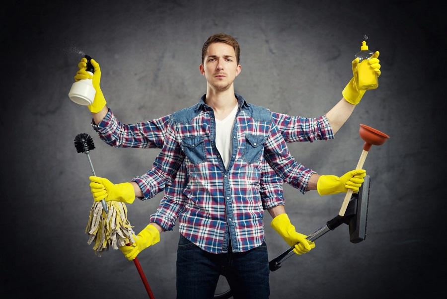 Guide complet du ménage de printemps pour homme tendance