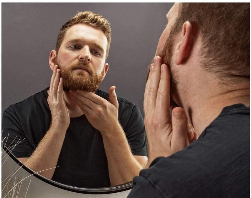 Les Français prennent soin de leur barbe