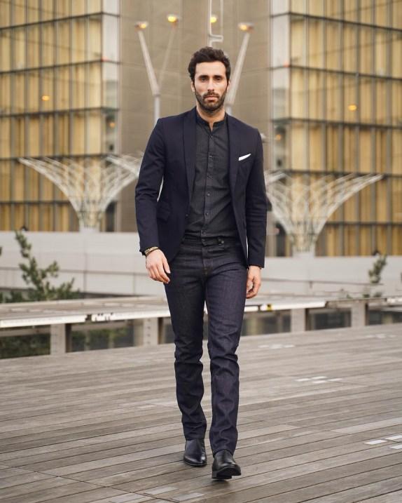Fairblue Jeans : modèle Wesley – Jeans coupe droite regular pour homme 139€