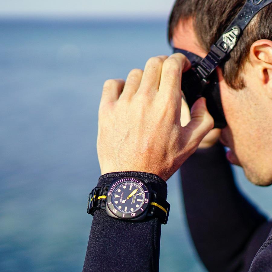 Test et avis de la montre BRISTON CLUBMASTER DIVER PRO